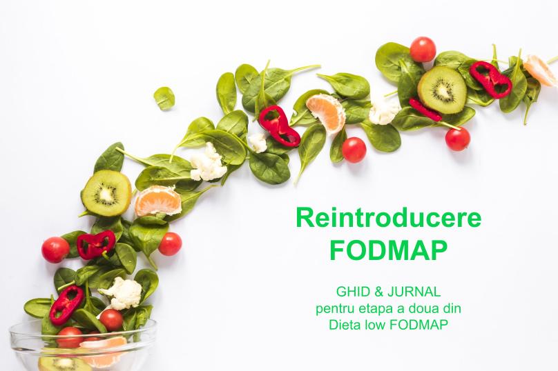 Dieta low FODMAP și etapa de reintroducere – testare FODMAP